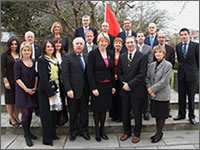 Patron Member Lunch with An Tanaiste