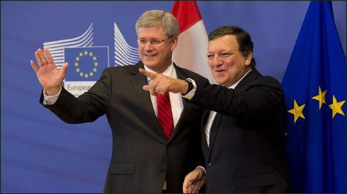 EU-Canada Comprehensive Economic and Trade Agreement