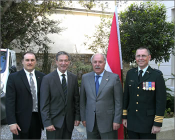 Official Opening of Canadian Ambassador's Residence