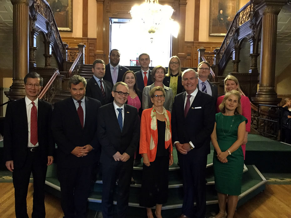 ICBA Trade Mission 2017