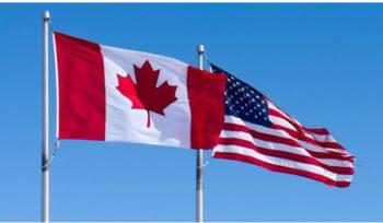 USA Canada Ireland Business