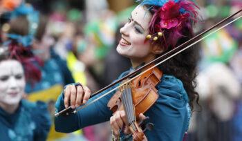 ICBA St Patrick's Day 2021