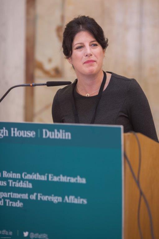 Cathy Murphy, ICCCTO, Executive Director