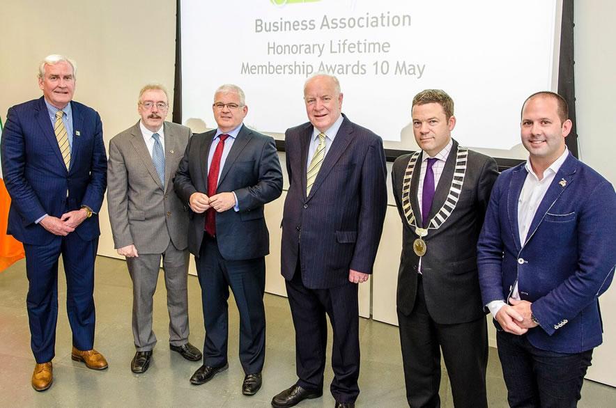 ICBA Lifetime Membership Awards 2016