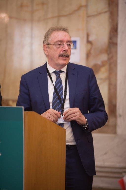 Dr. Ray Bassett, Former Irish Ambassador to Canada