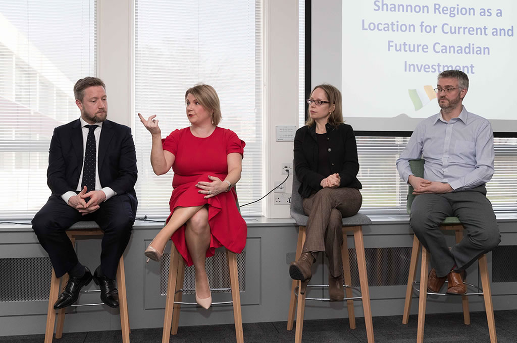 ICBA Trade Briefing Shannon January 2020