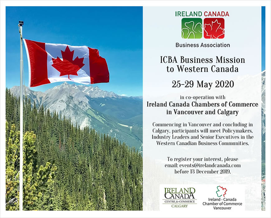 ICBA Trade Mission 2020